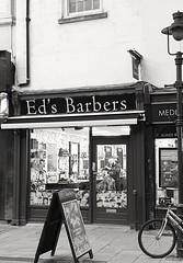 Photo of Ed's Barbers, Gravesend