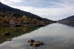 Großer Alpsee (V) (dididumm) Tags: lake water view scenery fall autumn herbst landschaft aussicht wasser see groseralpsee bühlamalpsee allgäu bavaria bayern germany