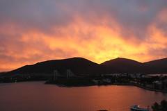 Μετά από μια βροχερή μέρα (Argyro Poursanidou) Tags: landscape sunset mountain sea clouds nature sky φύση τοπίο θάλασσα ουρανόσ σύννεφα βουνά ηλιοβασίλεμα χαλκίδα ελλάδα chalkida greece