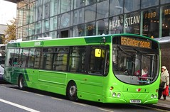 Leeds (Andrew Stopford) Tags: yj08cen volvo b7rle wright eclipse first leeds