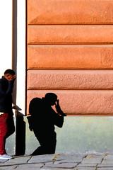 Privacy (meghimeg) Tags: 2019 genova passante walker privacy ombra sole sun shadow