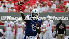Georgia State Football at NC State (9-8-18) (wilsonactionphoto) Tags: georgia state panthers football north carolina wolfpack nc ncstate gsu college carterfinley stadium raleigh