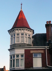 Winton turret (Durley Beachbum) Tags: 119picturesin201989 bournemouth building winton turret architecture edwardian