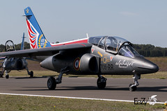 705-RR French Air Force (Armée de l'Air) Dassault-Dornier Alpha Jet E (EaZyBnA - Thanks for 3.500.000 views) Tags: 705rr frenchairforce arméedelair dassaultdornier alphajete franceairforce france frankreich french belgium belgien belgiumairforce belgianairforce belgian display tacticaldisplay warbirds warplanespotting warplane warplanes wareagles autofocus airforce aviation air airbase departure dep eazy eos70d ef100400mmf4556lisiiusm europe europa 100400isiiusm 100400mm canon canoneos70d jet jetnoise kampfflugzeug luftwaffe luftstreitkräfte luftfahrt planespotter planespotting plane military militärflugzeug militärflugplatz mehrzweckkampfflugzeug kleinebrogel airbasekleinebrogel vliegbasiskleinebrogel militärflugplatzkleinebrogel kleinebrogelairbase ebbl dassault alphajet