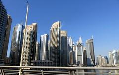 JBR marina (oobwoodman) Tags: dubai uae jbr jumeirahbeachresidence marina skyscrapers gratteciel wolkenkratzer
