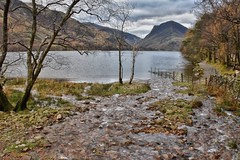 Buttermere (Nige H (Thanks for 25m views)) Tags: nature landscape lake lakedistrict buttermere autumn fall cumbria england