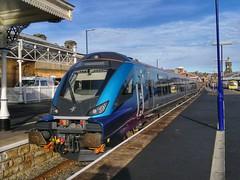 The New Fugly (JohnGreyTurner) Tags: br rail uk railway train transport tpe transpennine scarborough north yorkshire diesel nova