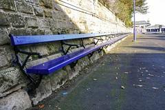 The Longest Bench (JohnGreyTurner) Tags: br rail uk railway train transport scarborough north yorkshire