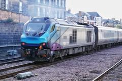 Splendid Scouser (JohnGreyTurner) Tags: br rail uk railway train transport tpe transpennine scarborough north yorkshire diesel nova 68 class68 vossloh stadler