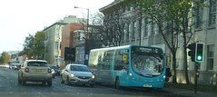 Middlesbrough (Andrew Stopford) Tags: nk14gge wright streetlite df arriva sapphire middlesbrough