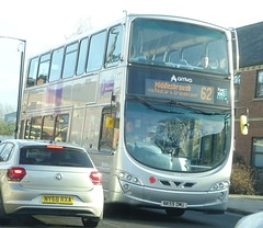 Middlesbrough (Andrew Stopford) Tags: nk59dmu vdl db300 wright 2dl arriva middlesbrough
