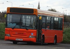Redcar (Andrew Stopford) Tags: nk53vka transbus pointer dart mpd slf arriva redcar