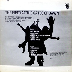 The Piper at the Gates of Dawn - Back Cover (epiclectic) Tags: 1967 pinkfloyd backcover