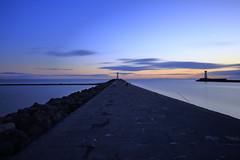 Grau Sunset (BPM.Photography) Tags: sunset longexposure longue pose coucherdusoleil graudagde hérault occitanie