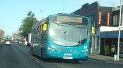 Middlesbrough (Andrew Stopford) Tags: nk10cex vdl sb200 wright pulsar arriva middlesbrough