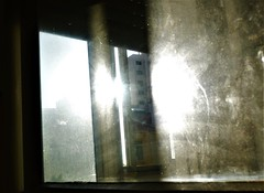 at my working table (*F~) Tags: lisboa portugal light table window glass time winter thehours working writing november