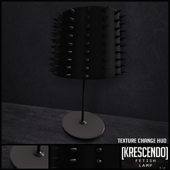 [Kres] Fetish Lamp ([krescendo]) Tags: kres krescendo humpdaysale
