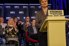 Photo of Nicola Sturgeon and Mhairi Black (98)