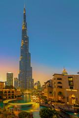 Burj Khalifa (khaldoonaldway) Tags: cityscape photography landscape dubai uae building city urban skyline lights nikon architecture art