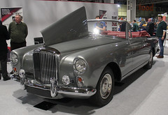 1961 Bentley S2 Continental (ELD 238J) 6200cc - NEC Classic Motor Show 2019 - Birmingham (anorakin) Tags: 1961 bentley s2 continental eld238j 6200cc nec classicmotorshow 2019 birmingham
