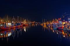 Blue Port | Harbor Lights (picsessionphotoarts) Tags: nikon nikonphotography nikonfotografie nikond850 urbanromantix downtown innenstadt norddeutschland herbst autumn ostsee balticsea warnemünde hafen harbor port longtimeexposure langzeitbelichtung festbrennweite primelens afsnikkor50mmf14g