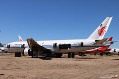Air China Boeing 777-200 B-2065 (Arthur CHI YEN) Tags: 777 marana airchina boeing 777200 b2065 pinalairpark