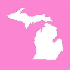 pink mich! (dana elizabeth martin) Tags: map cartography geography vector silhouette country illustration travel icon border isolated outline graphic world contour shape resolution symbol nation fill filled background land cut national detailed state high simplified atlas detail concept political simple white flat territory area region regional solid black federal usa unitedstates us michigan lansing detroit lake crossdresser transgender boys2girls