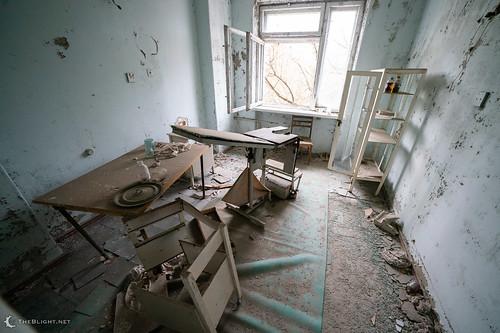 The Pripyat Hospital