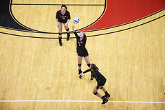 20191112-volleyball-vs-Seton-Hill-ALLOWAY-BURKEY-MOEHRING-7K0A0625