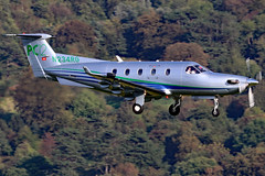 N234RG_13 (GH@BHD) Tags: n234rg pilatus pcxii pc12 belfastcityairport bhd egac bizprop corporate executive aircraft aviation turboprop