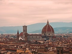 Catedral de Santa María del fiore (lauracastillo5) Tags: city cityscape landscape street sky skyline cathedral firenze outdoors building architecture beautiful italy
