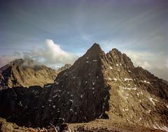 High Tatras, Slovakia. (wojszyca) Tags: wanderlust travelwide 90 travelwide90 schneiderkreuznach angulon 90mm kodak portra 160 4x5 largeformat epson v800 mountain mountains landscape nature hihg tatras adventure hiking