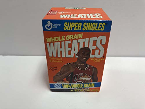 Vintage Michael Jordan Mini Wheaties Chi by shop8447, on Flickr