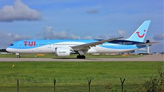 G-TUIM (AnDyMHoLdEn) Tags: thomson tui 787 dreamliner egcc airport manchesterairport manchester 23l