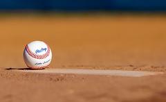 Pitcher's Plate (arlene sopranzetti) Tags: baseball pitchers plate mound sports ball field