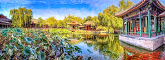Secret Garden in the Summer Palace (Flight of life) Tags: qing dynasty emperor qianlong summer palace secret garden china
