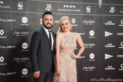 LOS40 MUSIC AWARDS 2019 -MADRID- (Por @NataliaRfoto)
