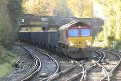 66147 Charlton (localet63) Tags: class66 66147 ews charlton bogieboxes