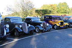 COL10/19 018 (The Mad Welshman) Tags: coleshill breakfast car meet muscle american yank british motorcycle museum october 2019