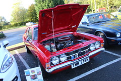 COL10/19 016 (The Mad Welshman) Tags: coleshill breakfast car meet muscle american yank british motorcycle museum october 2019