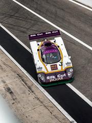 Jag (Mattia Manzini Photography) Tags: jaguar xjr12 supercar supercars cars car carspotting carbon nikon d750 v12 automotive automobili auto automobile autodromo monza italy italia monzahistoric racecar racetrack spoiler white purple stripes