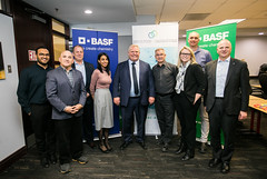 Tour of BASF Chemistry   2019-11-12 (Premier of Ontario Photography) Tags: premier ford ontario government chemistry tour science innovation