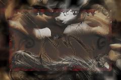 Enfrentados (seguicollar) Tags: art arte artedigital texturas virginiaseguí imagencreativa photomanipulation filterforge