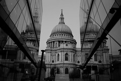 St Pauls Reflection Black White (IAmTomJones) Tags: travel life city adventure travelphotography travelbug passion travelmore goexplore newplaces myview photo lifestyle canon photographerlifestyle justgoshoot icatching exploringtheworld optoutside exploretocreate discover discoverearth travelphoto worldpics stayandwander goroam keepexploring travelworld mylifeinphotos photography 2019 2k19 19 travelblogger wanderlust outside street london ldn thelondonproject bw black white blackwhite blackwhitephoto monochrome excellentbnw noir blackwhitelife noirvision contrast blackandwhite stpauls st pauls reflection onenewchange one new change november