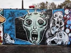 Keep Punching Joe / Dok Noord - 12 nov 2019 (Ferdinand 'Ferre' Feys) Tags: gent ghent gand belgium belgique belgië streetart artdelarue graffitiart graffiti graff urbanart urbanarte arteurbano ferdinandfeys
