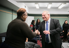 Visit to JobStart   2019-11-13 (Premier of Ontario Photography) Tags: ontario ford jobs labour government job premier services minister