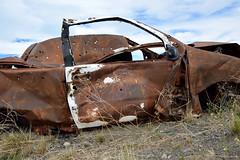 DSC_0619_Kopie (fritzenalg) Tags: ausgebrannt rost rust rusty ruta 40 schrott autowrack unfall accident