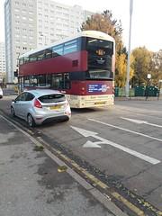 EYMS 797 - Route 66 (fbologna98) Tags: hull yorkshire yorkshirebus uk ukbuses doubledecker doubledeckerbus goahead eyms volvo volvobus b5l gemini wright wrightbus eclipse