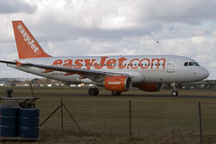 HB-JZH (wiltshirespotter) Tags: bournemouth hurn airbus a319 easyjet