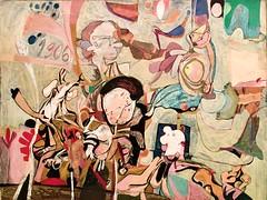 Portrait of Grimau (c.1964-65) - Paula Rego (1935) (pedrosimoes7) Tags: paularego juliangrimau caloustegulbenkianmuseum moderncollection lisbon portugal artgalleryandmuseums ✩ecoledesbeauxarts✩ contemporaryartsociety shockofthenew